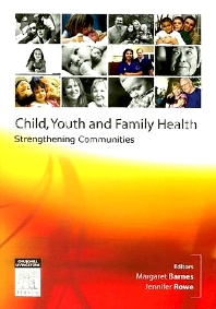 Cover image for Child, Youth and Family Nursing in the Community