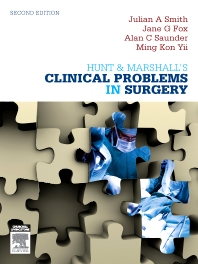 Cover image for Hunt & Marshall's Clinical Problems in Surgery