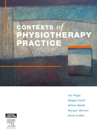 Cover image for Contexts of Physiotherapy Practice
