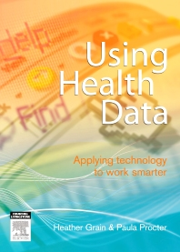 Cover image for Using Health Data