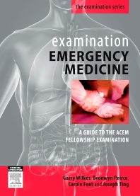 Cover image for Examination Emergency Medicine