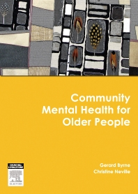 Cover image for Community Mental Health for Older People