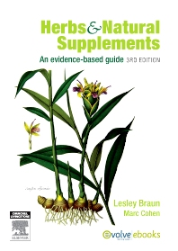 Herbs and Natural Supplements - 3rd Edition - ISBN: 9780729539104, 9780729583251