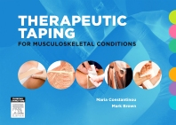 Cover image for Therapeutic Taping for Musculoskeletal Conditions