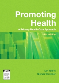 Promoting Health - 4th Edition - ISBN: 9780729579247