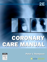 Cover image for Coronary Care Manual