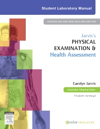 Cover image for Jarvis's Physical Examination and Health Assessment Student Lab Manual