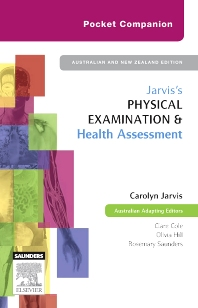 Cover image for Pocket Companion Jarvis's Physical Examination and Health Assessment