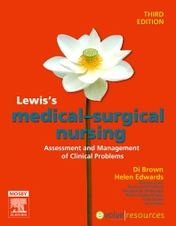 Lewis's Medical Surgical Nursing - 3rd Edition - ISBN: 9780729539951, 9780729541237