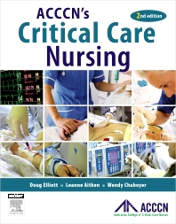 Cover image for ACCCN's Critical Care Nursing