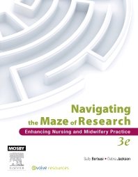 Cover image for Navigating the Maze of Research