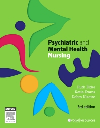 Cover image for Psychiatric & Mental Health Nursing