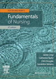Cover image for Potter & Perry's Fundamentals of Nursing - Australian Version