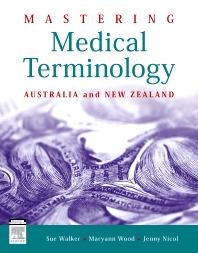 Cover image for Mastering Medical Terminology