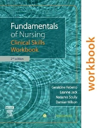 Cover image for Fundamentals of Nursing: Clinical Skills Workbook