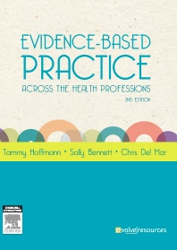 Cover image for Evidence-Based Practice Across the Health Professions