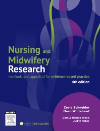 Nursing and Midwifery Research - 4th Edition - ISBN: 9780729541374, 9780729581370