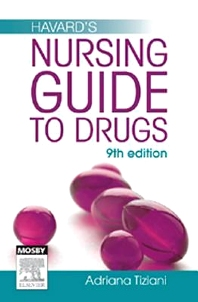 Havard's Nursing Guide to Drugs - 9th Edition - ISBN: 9780729541411, 9780729581622