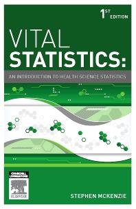 Cover image for Vital Statistics