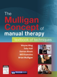 Cover image for The Mulligan Concept of Manual Therapy