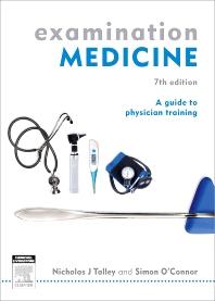 Cover image for Examination Medicine