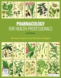 Cover image for Pharmacology for Health Professionals