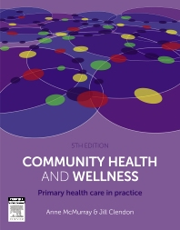 Cover image for Community Health and Wellness