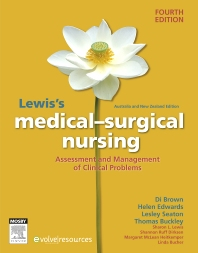 Lewis's Medical-Surgical Nursing - 4th Edition - ISBN: 9780729541770, 9780729582209