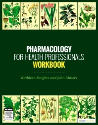 Cover image for Pharmacology for Health Professionals Workbook