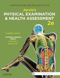 Cover image for Jarvis's Physical Examination and Health Assessment