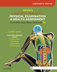 Cover image for Jarvis's Laboratory Manual for Physical Examination & Health Assessment 2e