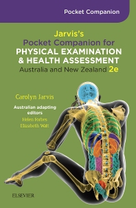 Cover image for Jarvis's Physical Examination & Health Assessment Pocket Companion