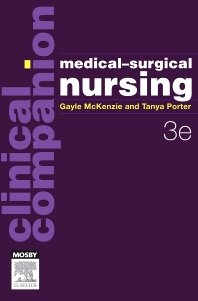 Cover image for Clinical Companion: Medical-Surgical Nursing
