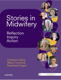 Cover image for Stories in Midwifery
