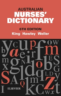 Cover image for Australian Nurses' Dictionary