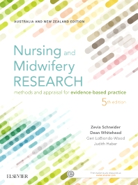 Nursing and Midwifery Research - 5th Edition - ISBN: 9780729542302, 9780729585347