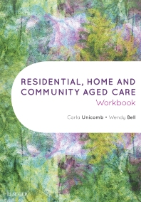 Cover image for Residential, Home and Community Aged Care Workbook