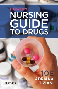 Cover image for Havard's Nursing Guide to Drugs