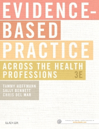 Evidence-Based Practice Across the Health Professions - 3rd Edition - ISBN: 9780729542555, 9780729586085