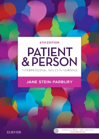 cover of Patient & Person - 6th Edition