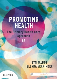 Cover image for Promoting Health