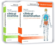 Cover image for Talley and O'Connor's Clinical Examination - 2-Volume Set