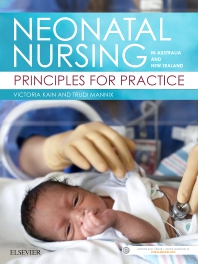 Cover image for Neonatal Nursing in Australia and New Zealand