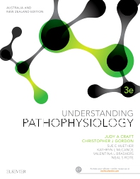 Cover image for Understanding Pathophysiology ANZ