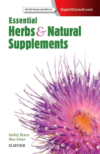 Essential Herbs and Natural Supplements - 1st Edition - ISBN: 9780729542685, 9780729586528