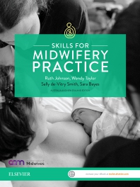 Cover image for Skills for Midwifery Practice Australian & New Zealand edition