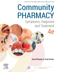 Community Pharmacy Australia and New Zealand edition - 4th Edition - ISBN: 9780729542883, 9780729587044