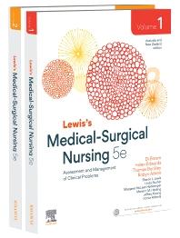 Lewis's Medical-Surgical Nursing 2 Vol Set - 5th Edition - ISBN: 9780729542937