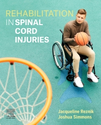 Cover image for Rehabilitation in Spinal Cord Injuries