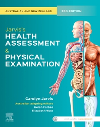 Jarvis's Physical Examination and Health Assessment - 3rd Edition - ISBN: 9780729543378, 9780729587938